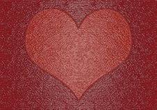 Free Plastic Heart Royalty Free Stock Photos - 5698358