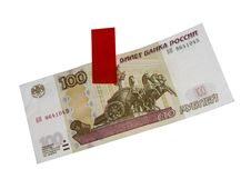 Free Russian  Money Stock Photo - 5698610