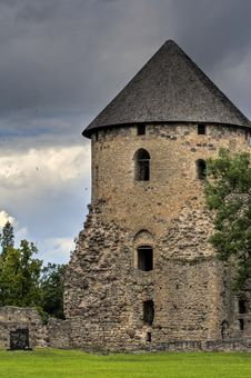 Free Ancient Tower Stock Photography - 5698622
