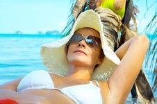Free Tropic Relax Royalty Free Stock Image - 5699046