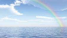 Free Beautiful Rainbow Royalty Free Stock Photos - 5699798