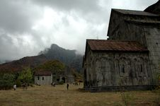 Free Haghpat Church Armenia Stock Images - 56990864