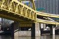 Free Pittsburgh Bridge Stock Images - 572914