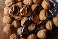 Free Walnuts And A Cracker 2 Stock Images - 578944