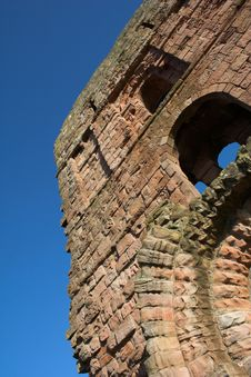 Free Lindisfarne Priory Royalty Free Stock Image - 570196