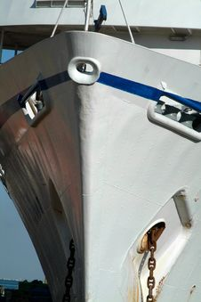 Prow Of The Ship Stock Images
