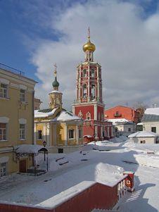 Monastery. Stock Photography