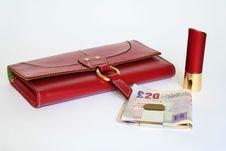 Free Femenine Finances Royalty Free Stock Photo - 571675
