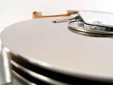 Free Hard Drive Detail 6 Stock Image - 571941