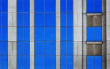 Office Building Pattern Stock Images