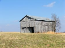 Free Another Barn Royalty Free Stock Photos - 573798