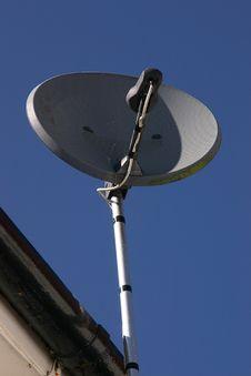 Free Satellite Dish Stock Photography - 574172