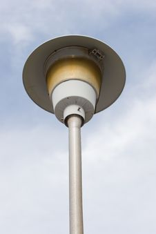 Free Lamp Post1 Stock Image - 574361