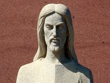 Free Marble Jesus Stock Images - 574414
