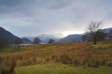 Free Lake District Royalty Free Stock Photos - 575848