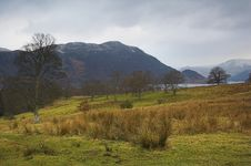 Free Lake District Royalty Free Stock Images - 575849