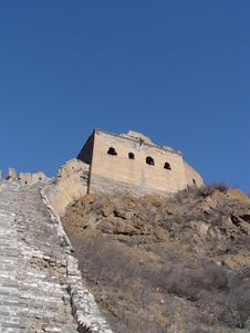Free The Great Wall Of China Royalty Free Stock Images - 575969