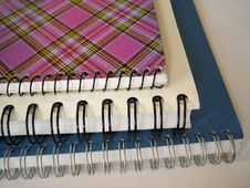 Free Notebooks Royalty Free Stock Images - 576209