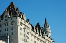 Free Chateau Laurier Stock Photo - 576480