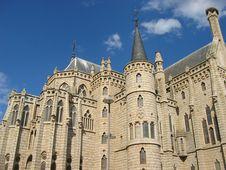 Free Castle Royalty Free Stock Photos - 576558