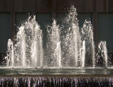 Free Splashing Fountains Stock Image - 576961