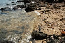 Free Pataya Beach Royalty Free Stock Image - 577886