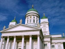 Free Cathedral Of Helsinki Stock Photos - 578223