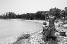 Free Pataya Beach Stock Images - 578324