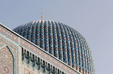 Free Architecture Of  Islam-2 Royalty Free Stock Image - 578876