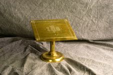 Free Bible Stand Royalty Free Stock Image - 579246