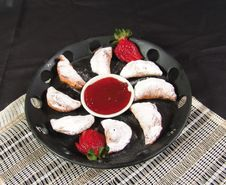 Free Strawberry Marmelade Stock Photos - 579453