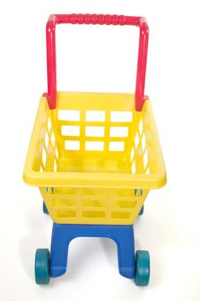 Free Toy Trolley Stock Images - 579544