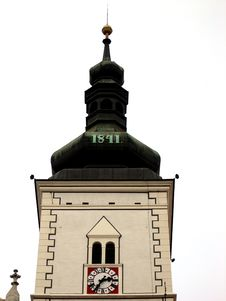 Free Church Tower Stock Photography - 579832