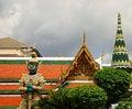 Free Bangkok Royal Palace Royalty Free Stock Photo - 5702905
