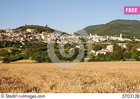 Free Assisi, Italy Royalty Free Stock Photos - 5703128