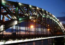 Free Bridge Royalty Free Stock Photography - 5700027