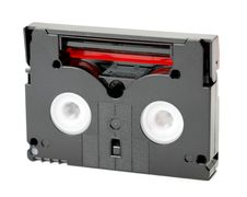 Free Video Cassette Tape Royalty Free Stock Images - 5700259