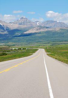 Free Scenic Drive Stock Image - 5701291