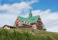 Free Prince Of Wales Hotel Royalty Free Stock Photos - 5701338
