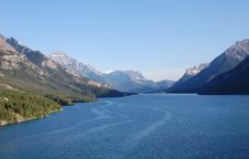 Free Upper Waterton Lake Stock Image - 5701371