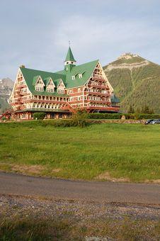 Free Historic Hotel Stock Photography - 5701382