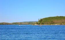 Upper Waterton Lake Royalty Free Stock Photo