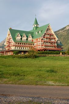 Free Prince Of Wales Hotel Stock Photo - 5701720
