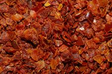 Free Red Pepper Grind Macro Royalty Free Stock Photos - 5701728