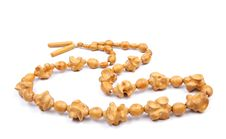 Free Wooden Beads Stock Photography - 5701882