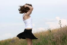 Free Dance Royalty Free Stock Photography - 5702627