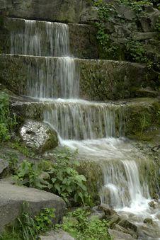 Free Waterfall Royalty Free Stock Image - 5703096