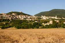 Free Assisi, Italy Royalty Free Stock Photos - 5703128