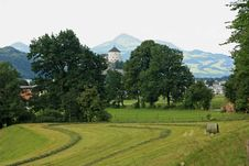 Free Fortress Kufstein Stock Photography - 5703932