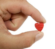 Free Small Red Heart Stock Photo - 5704100